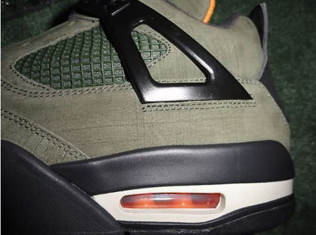 1bb62805fc9379 Authentic Air Jordan 4 Undefeated on sale