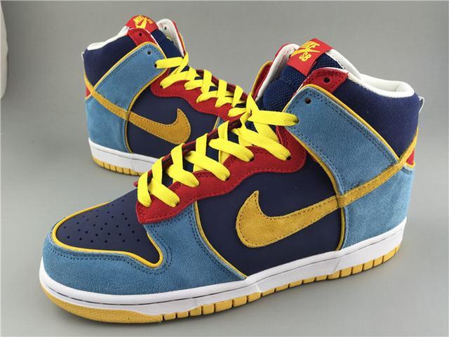 Authentic Nike Dunk High Pro SB MR
