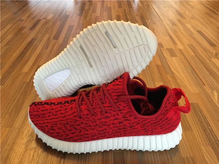adidas yeezy rojas
