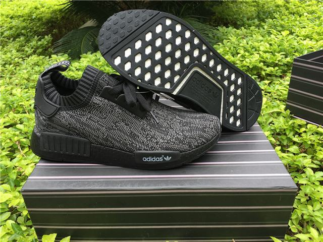 Pitch Black Adidas Nmd Primeknit plUrUzZK