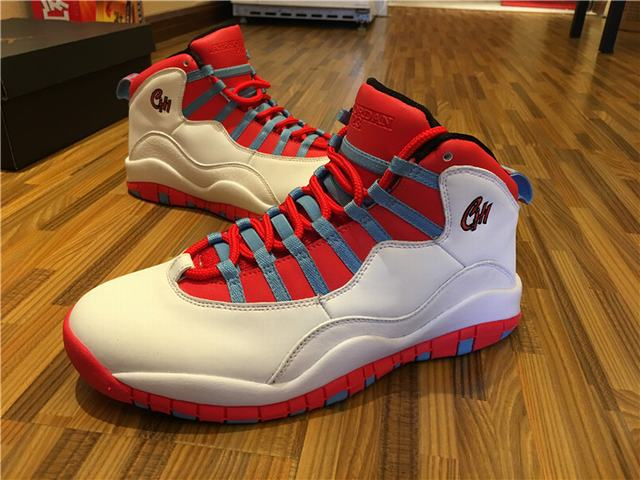 a60c4a1c9ad6 Authentic Air Jordan 10 Chicago Flag on sale