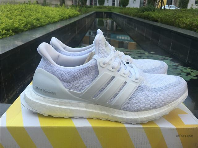 separation shoes f5496 7bc73 Authentic Adidas Ultra Boost White on sale,for Cheap,wholesale