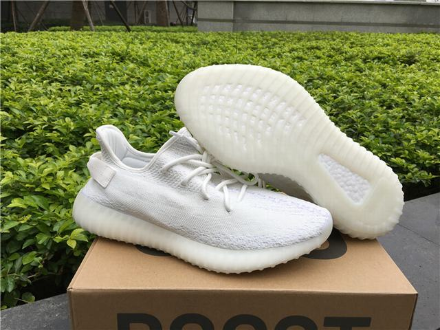 "f38a1b9799f Authentic Adidas Yeezy 350 Boost V2 ""Triple White"" on sale"