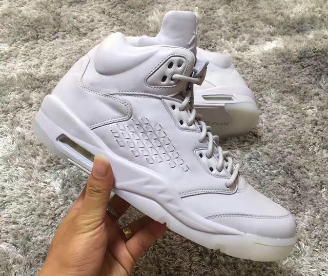 "Authentic Air Jordan 5 ""Pure Money"" on"
