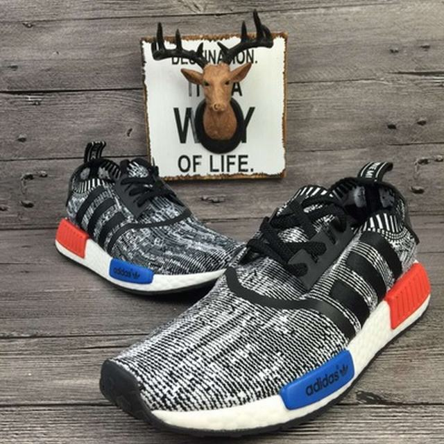 size 40 ed70f 553af Authentic Adidas NMD Shoes-004