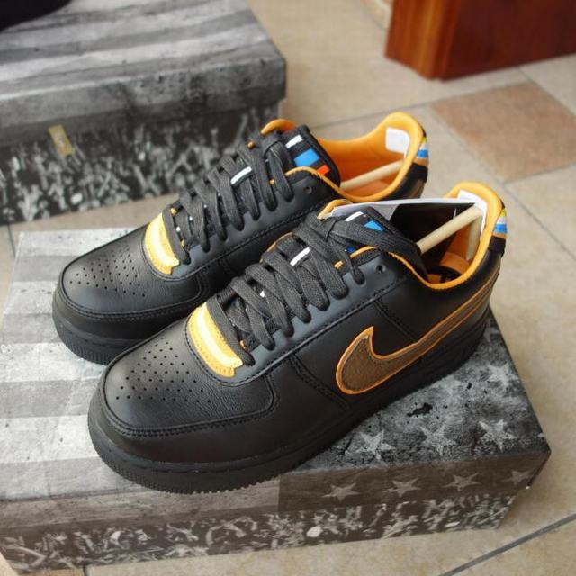 Authentic Air Force 1 Riccardo Tisci Givenchy Low Black on