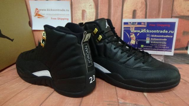 32715df901e8 Authentic Air Jordan 12 The Master ...