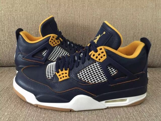 """521eae7cd8d1 Authentic Air Jordan 4 """"Dunk From Above"""""""