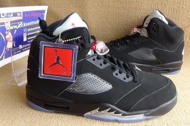 Air Jordan 5 Et À Vendre