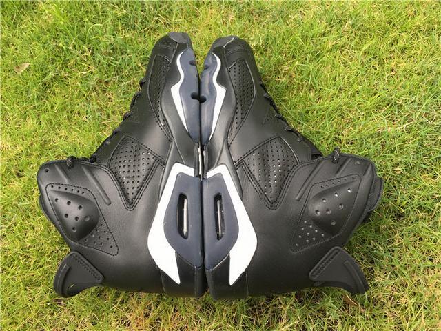 reputable site 16d11 c0152 ... Authentic Air Jordan 6 Black Cat