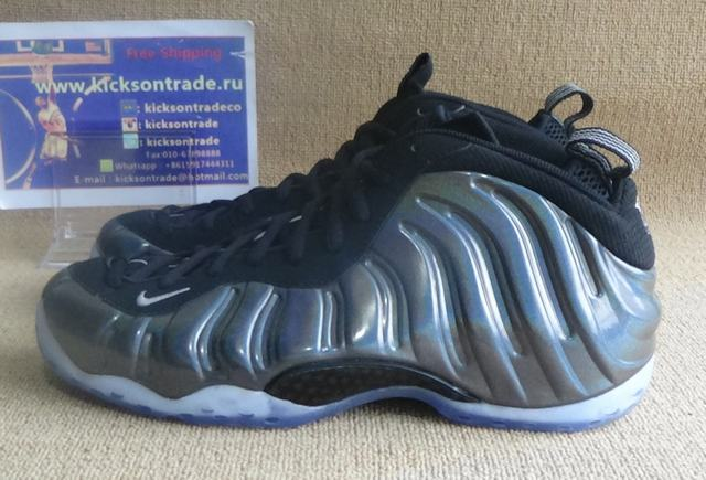 """Authentic Nike Air Foamposite One """"Hologram"""""""