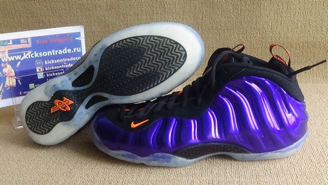 """new style be325 c5931 Authentic Nike Air Foamposite One """"Phoenix Suns"""" on sale,for ..."""
