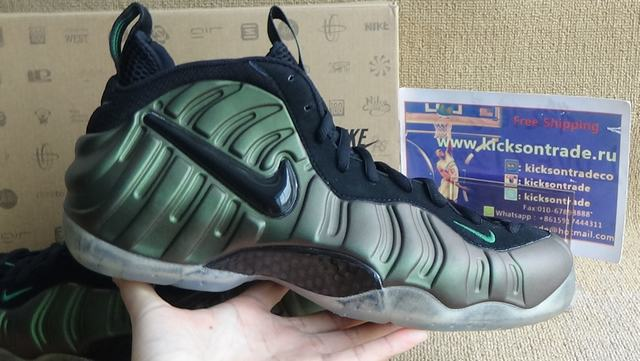 afd15c71881 Authentic Nike Air Foamposite Pro Pine Green on sale
