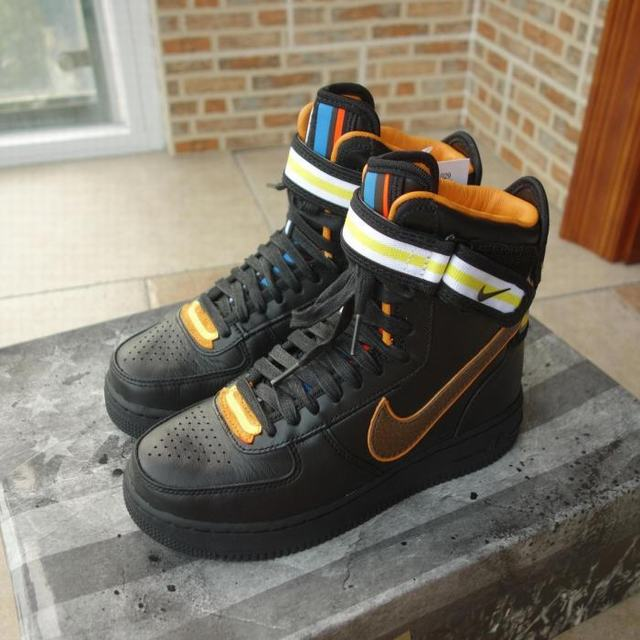 new arrival 334b8 efd1c Authentic Nike Air Force 1 High SP Riccardo Tisci Givenchy Black