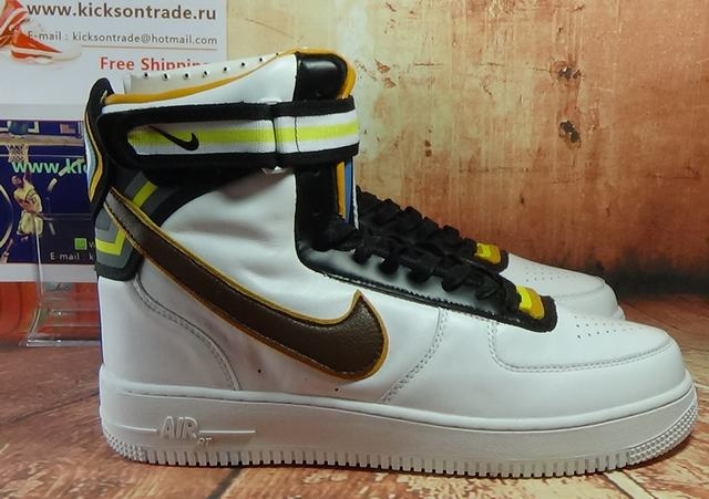 Authentic Nike Air Force 1 High SP Riccardo Tisci Givenchy White