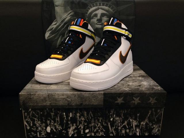 the latest 845e1 c27d0 Authentic Nike Air Force 1 Mid SP Riccardo Tisci Givenchy White