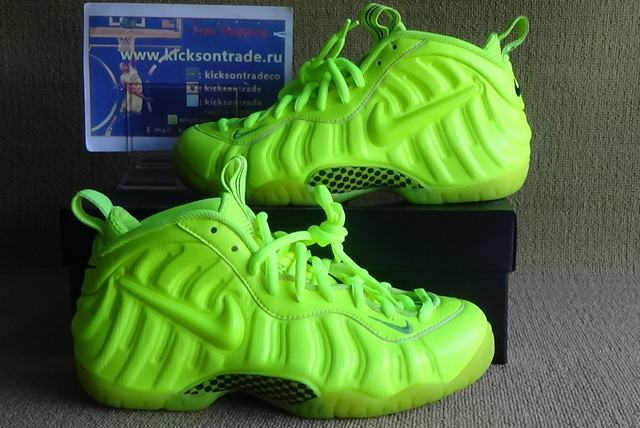 wholesale dealer d7fc1 09c2b Authentic Nike Foamposite Pro Volt
