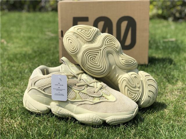 """more photos 67574 c0f5f Authentic Adidas Yeezy 500 """"Super Moon Yellow"""" on sale,for ..."""