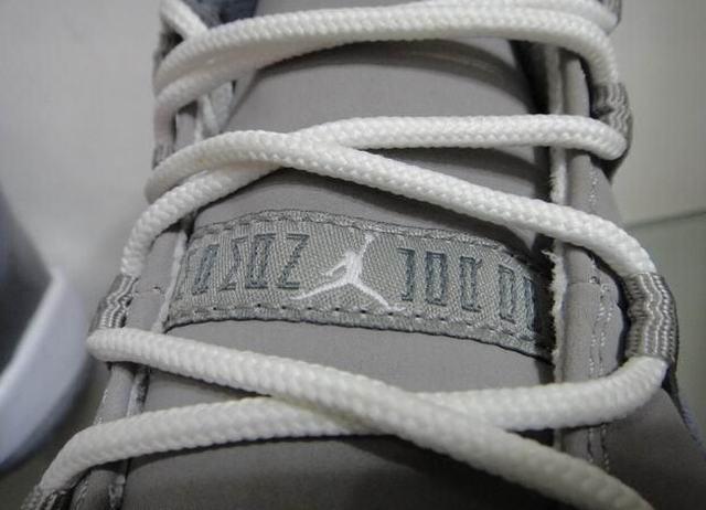 Air Jordan 11 Grigio Formato Freddo 11 9zbGH