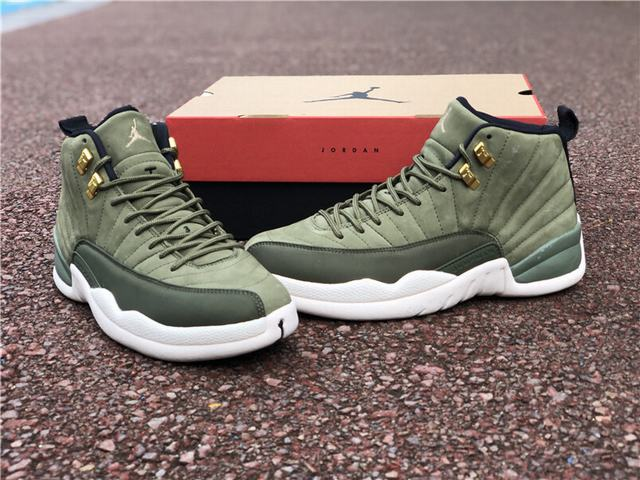 "Home Men Authentic Jordan Men Authentic Air Jordan 12 Authentic Air Jordan  12 ""Graduation Pack"" 379b83660"