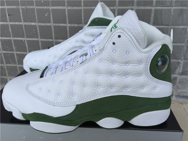 cede08ee25735a ... ebay authentic air jordan 13 retro ray allen pe 8c9ee 2a786