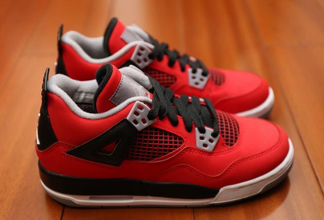 best sneakers ac1fd 5d02d Authentic Air Jordan 4 Toro Bravo GS on sale,for Cheap,wholesale
