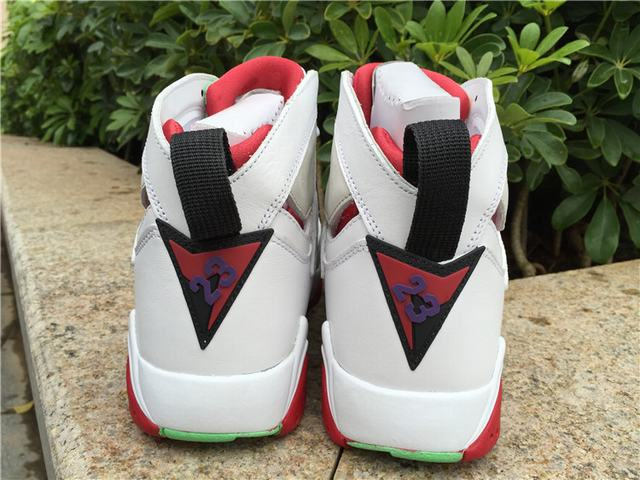 b52e1bed8bd Authentic Air Jordan 7 Hare on sale