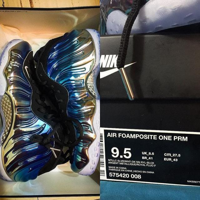 Nike Air Foamposite One Weatherman Size 13 eBay