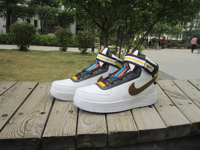 super popular 86964 6a200 ... Authentic Nike Air Force 1 Mid SP Riccardo Tisci Givenchy White